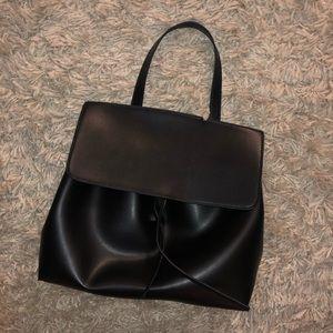 JustFab Black Handbag NWOT